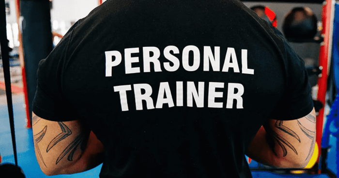 Personal Trainer Service
