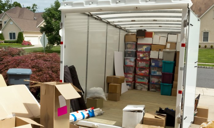 Renting A Moving Container