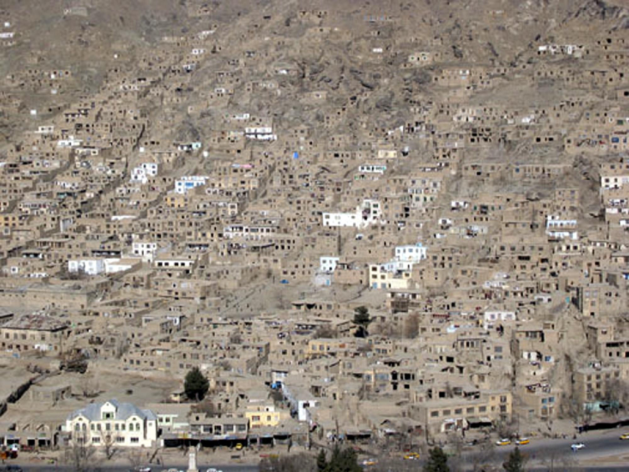 Kabul, Afghanistan (Photo by Ann Jones)