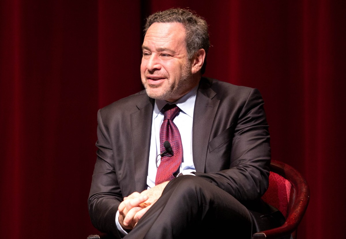 Prominent Trump Critic David Frum at GRC