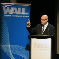 Ali Velshi speaks at 2018 Spring Wall Exchange