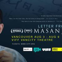 Letter from Masanjia is showing at Vancity Theatre this Thursday.
