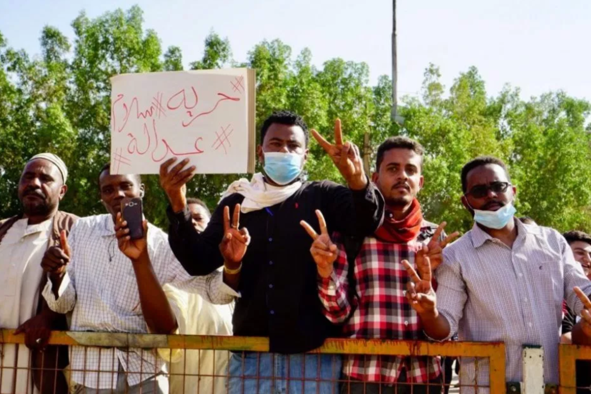How we are failing to cover the Sudan protests