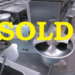Used Kitchen Equipment Miami Kingston Brass Faucets Hobart 84142 Buffalo Chopper Food Cutter