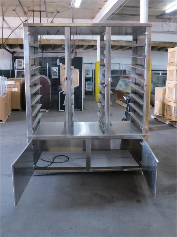 Stainless Steel Bakery Display