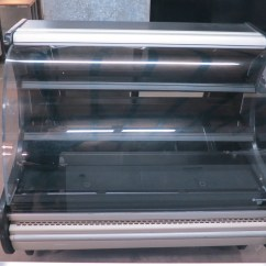 Used Kitchen Equipment Miami Remodeling Northern Virginia Structural Concepts Mp48r Curved Glass Deli Display