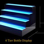 Bar - Global Restaurant Source - Shelves - LED Lighting - Bar Design - Bar Equipment