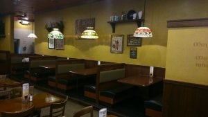 Furniture - Murphy's Irish Pub - Booths