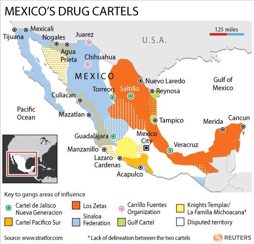 Mexico court ruling hints at marijuana policy change | Global Risk