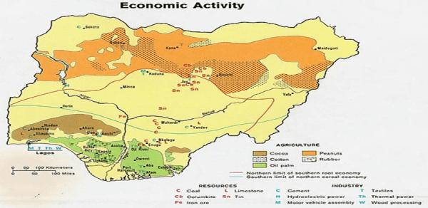 Economic Activity Nigeria