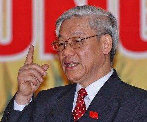 General Secretary Nguyen Phu Trong