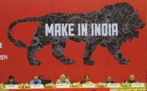 Modi launches Make in India
