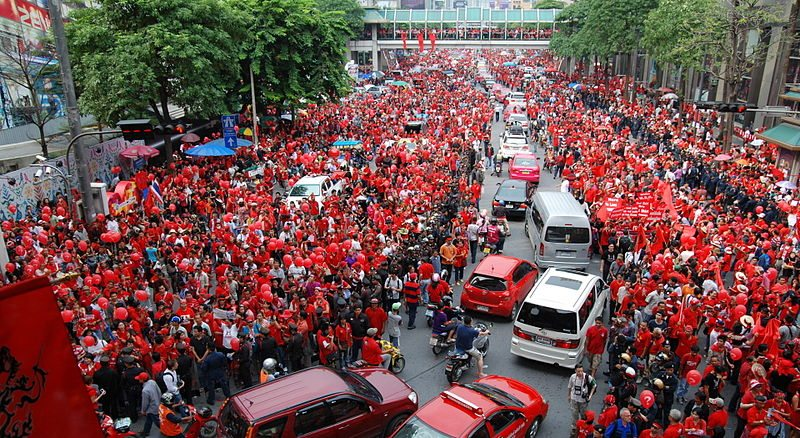 The 'Red Shirts' have provided much of rural Thailand with an important political outlet