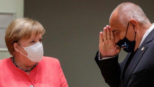 Merkel Borisov