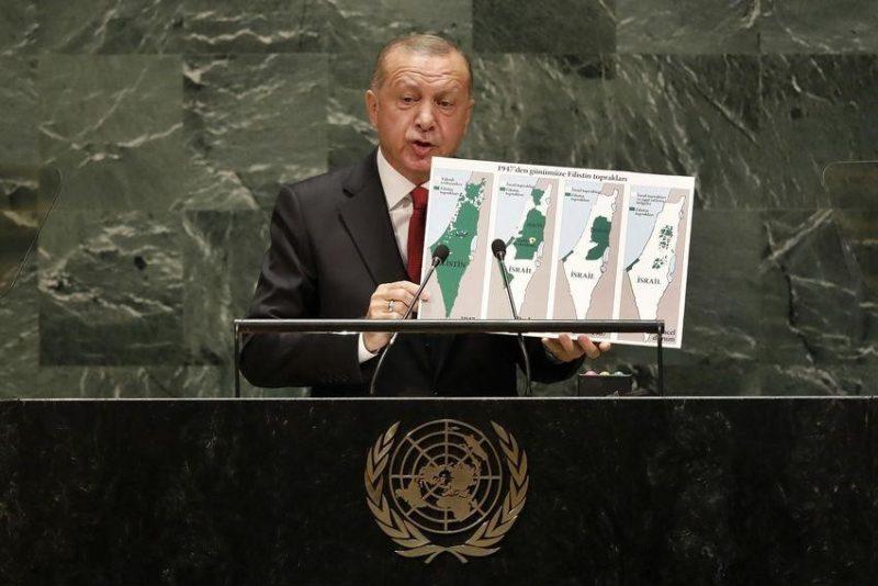 Erdogan UN assembly