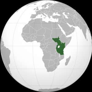 East African Projection