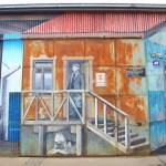Street art in Punta Arenas