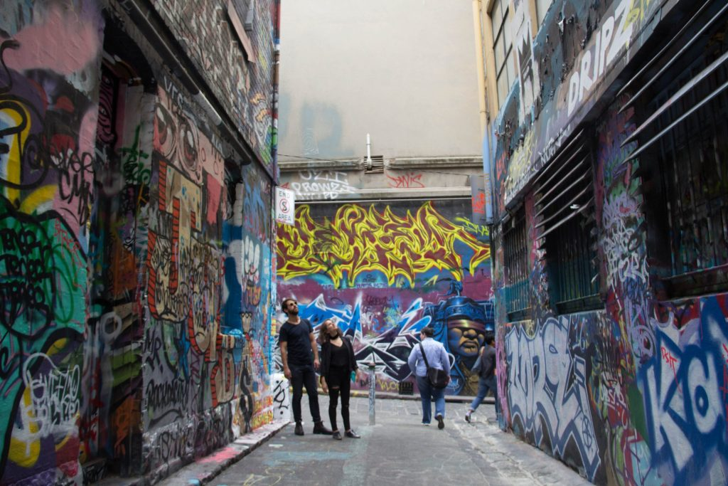 Rise of the phoenix: Melbourne in lockdown