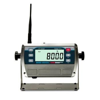 MSI-8000HD Weight Indicator-RF Remote Display