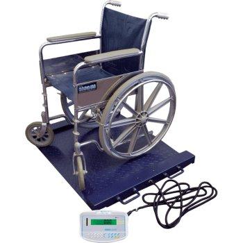 Adam Scale, PTM Wheelchair Platforms
