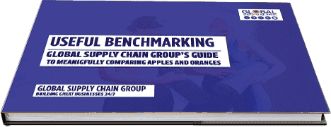 Useful Benchmarking - Global Supply Chain Group's Guide To Meaningfully Comparing Apples and Oranges