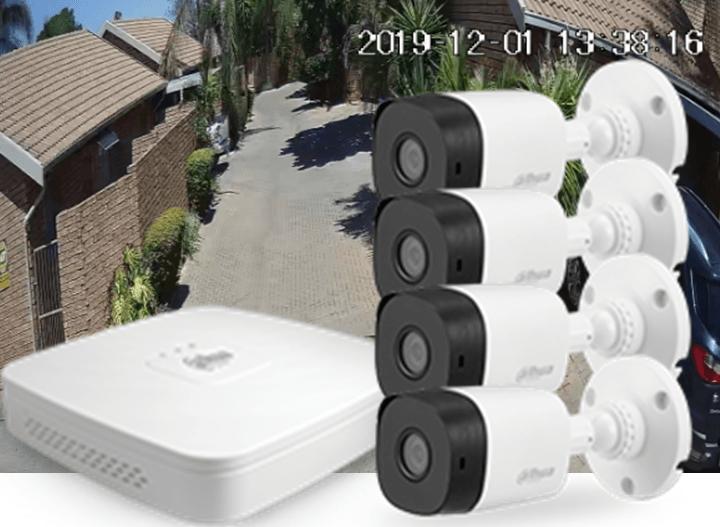 CCTV Cameras DVR Recorder