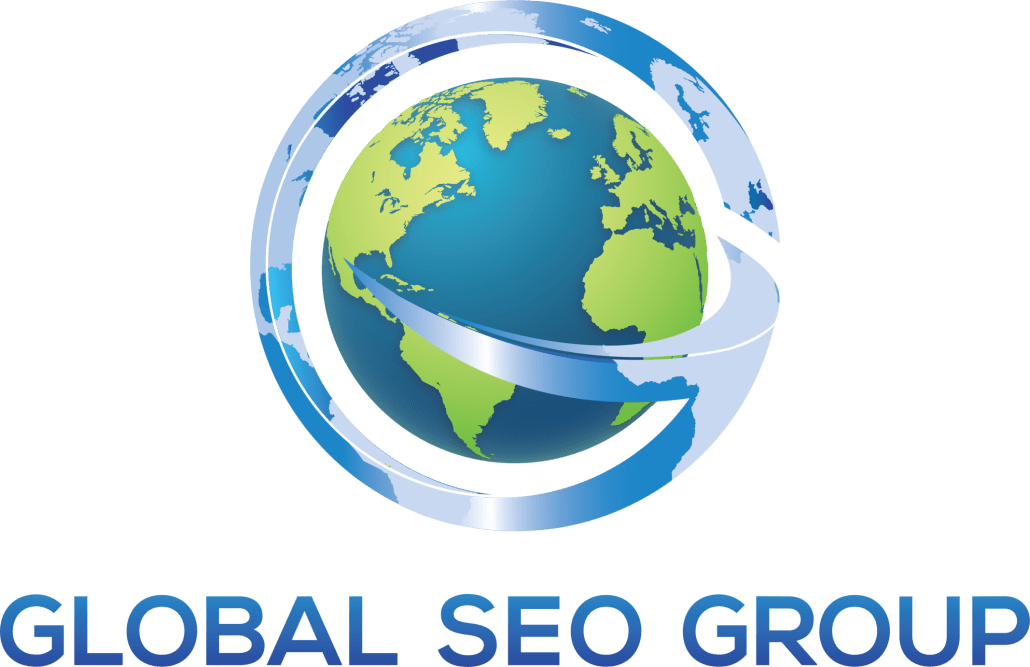 Global SEO Group logo banner vertical