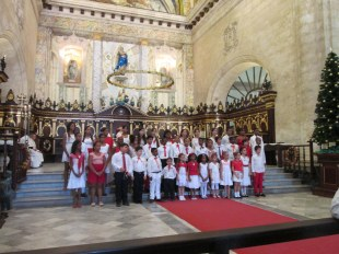 Concert by the Solfa Children's Choir