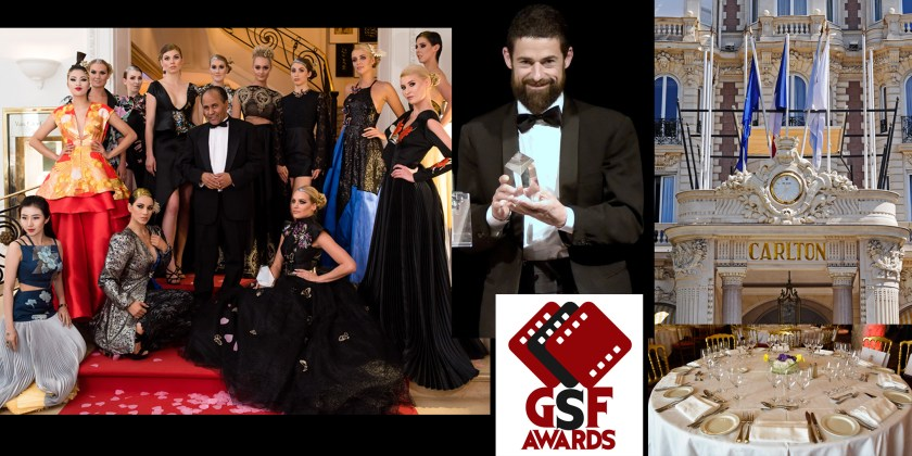 Cannes GSF Awards Gala and Luxury Fashion Shows