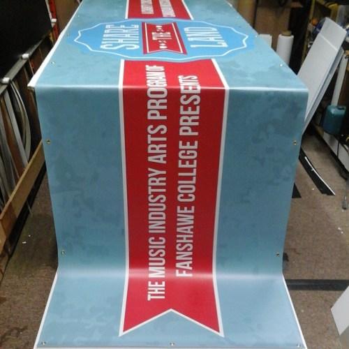 Banner 4' x 16'