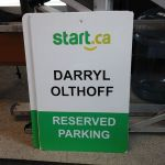 Custom Parking Signs