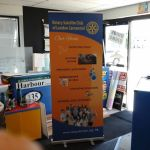 Rotary Bannerstand
