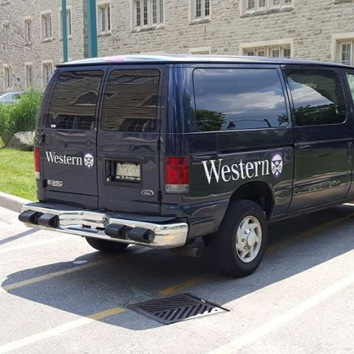 Western Van