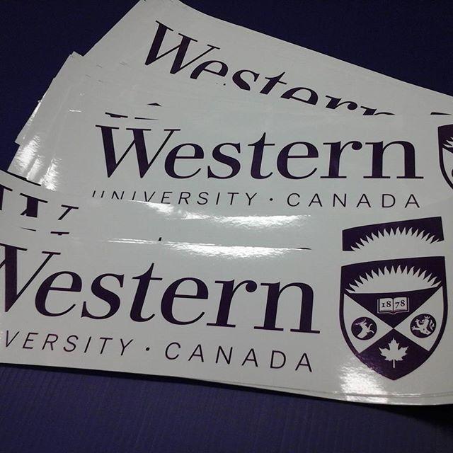 Western Decals