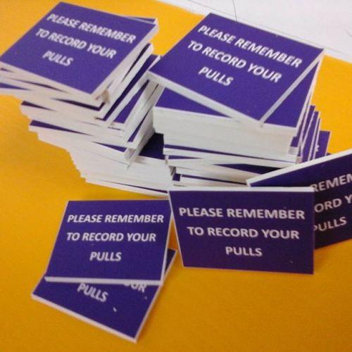 Sintra PVC Labels