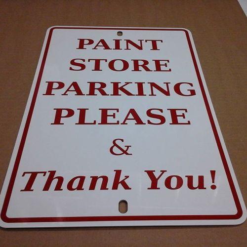 Hyde Park Paints, vinyl on aluminum