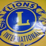 Contour Cut Lions Logo