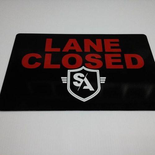 Snipe Academy, vinyl on alumapanel