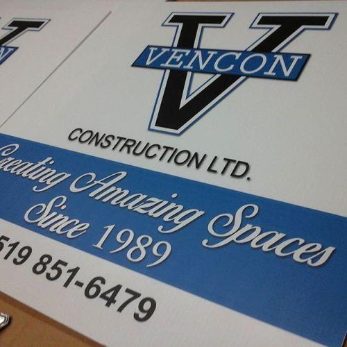 Vencon Construction