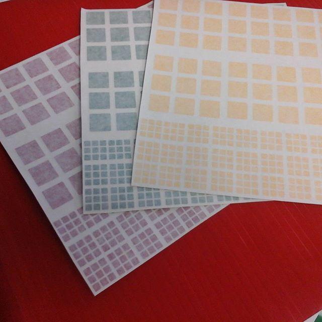 Rubix Cube  Stickers