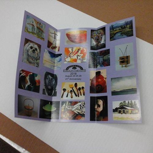Arts Brochures