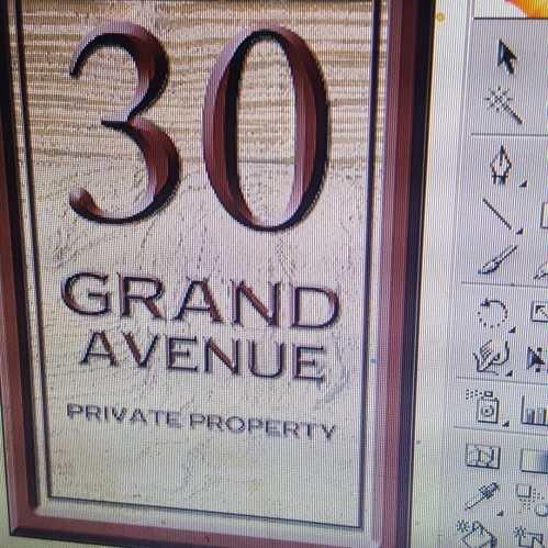 Property Signage