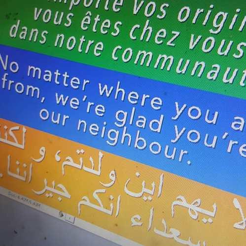Neighbourhood Signs