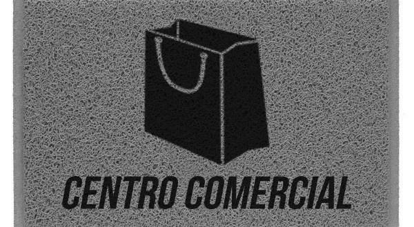 Tapetes personalizados para Centro Comercial