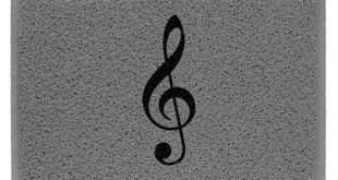 Tapetes personalizados para Escola de Música