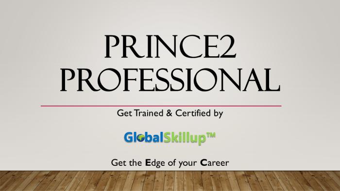PRINCE2 Professional