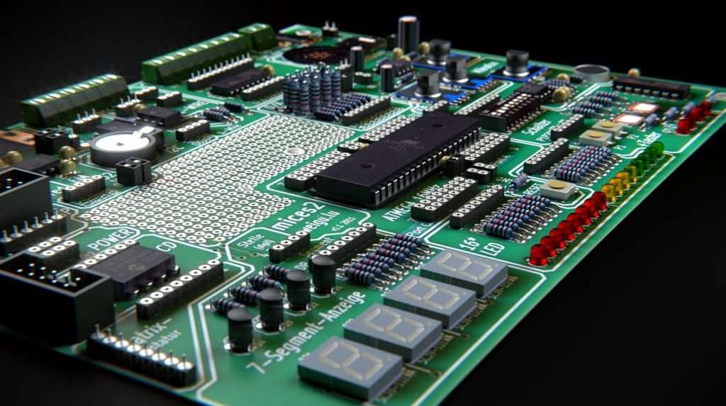 Circuit Board Printed Electronics Manufacturing Industry Providing