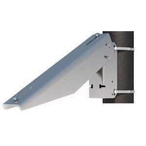 Universal solar panel mount