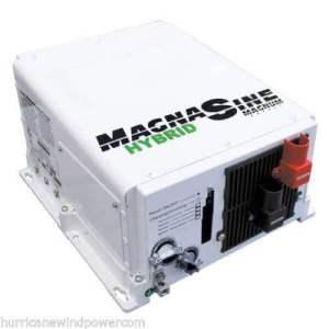 Magnum Energy Hybrid 3000W 12VDC 125A MSH3012M