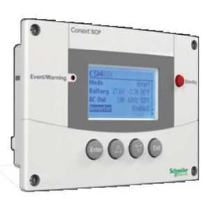 SCHNEIDER RNW865105001 CONEXT SYSTEM CONTROL PANEL FOR XW+ AND SW